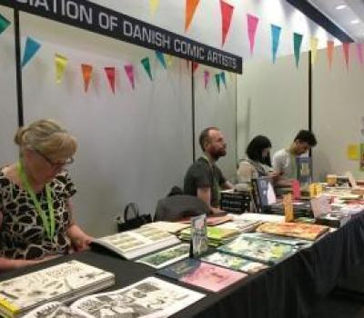 INTERNATIONAL COMIC SALON ERLANGEN – GERMANY